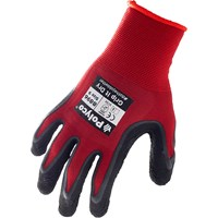 Polyco Sponge Latex Grip It Dry Gloves
