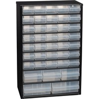 Raaco 1321-07 Metal Cabinet 40 Drawer
