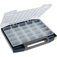 Raaco Boxxser 25 Compartment Pro Organiser Case
