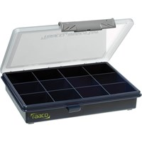 Raaco 12 Compartment A6 Organiser Case
