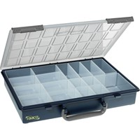 Raaco 17 Compartment A4 Organiser Case