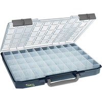 Raaco Carrylite 50 Compartment Organiser Case