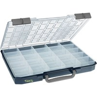 Raaco Carrylite 25 Compartment Organiser Case