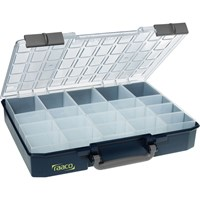 Raaco Carrylite 20 Compartment Organiser Case