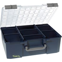 Raaco Carrylite 9 Compartment Organiser Case