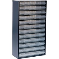 Raaco 60 Drawer Metal Cabinet