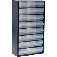 Raaco 24 Drawer Metal Cabinet