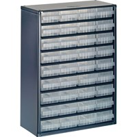 Raaco 36 Drawer Metal Cabinet