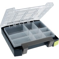 Raaco Boxxser 9 Compartment Pro Organiser Case