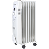 Sealey RD1500 Oil Filled Electric Radiator