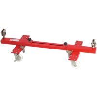 Sealey RE901 Adjustable Transportacar Trolley