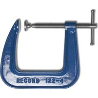 Irwin Record 122 Deep Throat G Clamp