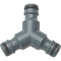 Rehau 'Y' Water Hose Pipe Connector