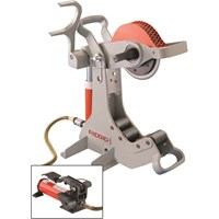 Ridgid 258 Power Pipe Cutter and No.700 Powerdrive