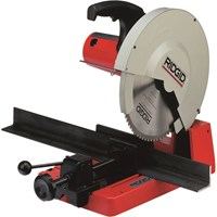Ridgid 590L Dry Cutting Metal Cut Off Saw 355mm
