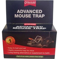 Rentokil Advanced Mouse Trap Single