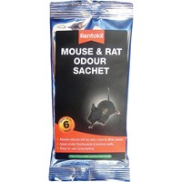 Rentokil Mouse and Rat Odour Masking Sachet