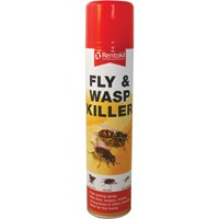 Rentokil Fly and Wasp Killer Aerosol