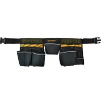 Roughneck Contractors Double Pouch and Tool Belt