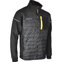 Roughneck Mens Hybrid Soft Shell Jacket