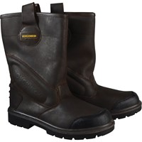 Roughneck Mens Hurricane Rigger Safety Boots