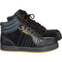 Roughneck Mens Raptor Hi Top Safety Trainers