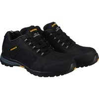 Roughneck Mens Stealth Safety Trainers