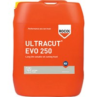 Rocol Ultracut Evo 250 Cutting Fluid