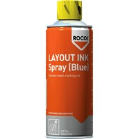 Rocol Layout Ink Spray Blue