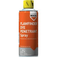 Rocol Flaw finder Dye Penetrant Spray