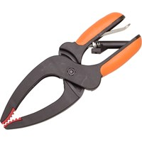 Roughneck Long Nose Nylon Ratchet Hand Clamp