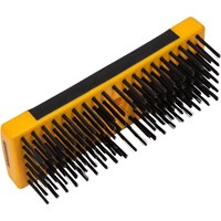 Roughneck Heavy Duty Soft Grip Scrub Brush