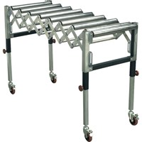 Sealey Heavy Duty Adjustable Roller Conveyor