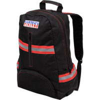 Sealey Reflective Strip Backpack