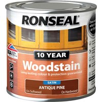 Ronseal 10 Year Wood Stain