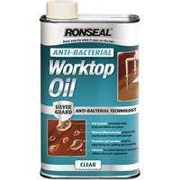 Ronseal Anti Bacterial Worktop Oil