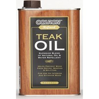 Ronseal Colron Refined Teak Oil