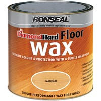 Ronseal Diamond Hard Floor Wax