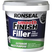 Ronseal Smooth Finish Exterior Multi Purpose Ready Mix Fille
