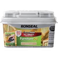 Ronseal Perfect Finish Hardwood Garden Furniture Oil
