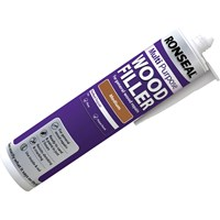 Ronseal Multi Purpose Wood Filler Cartridge Medium 310ml