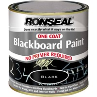 Ronseal One Coat Blackboard Paint