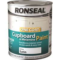 Ronseal One Coat Cupboard Melamine & MDF