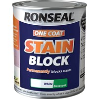 Ronseal One Coat Stain Block Paint