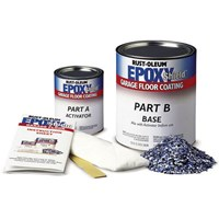 Rust Oleum EpoxyShield Garage Floor Paint Kit