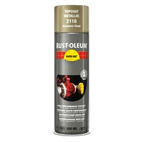 Rust Oleum Hard Hat Stainless Steel Spray Paint