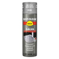 Rust Oleum Hard Hat Galva Express Metal Spray