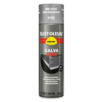 Rust Oleum Hard Hat Galvanising Zinc Spray Paint