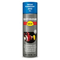 Rust Oleum Hard Hat Fluorescent Spray Paint
