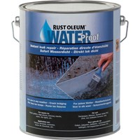 Rust Oleum Immediate Water Proof Repair Compound for Roofs